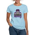 Trucker Amy Women's Light T-Shirt