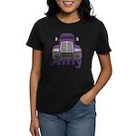 Trucker Amy Women's Dark T-Shirt