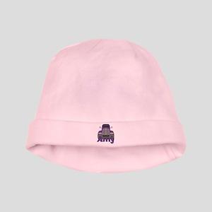 Trucker Amy baby hat