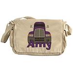 Trucker Amy Messenger Bag