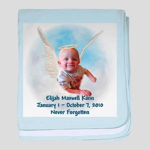 Elijah Kann Angel 3 baby blanket