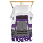 Trucker Angela Twin Duvet