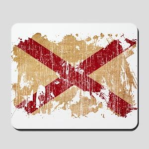 Alabama Flag Mousepad