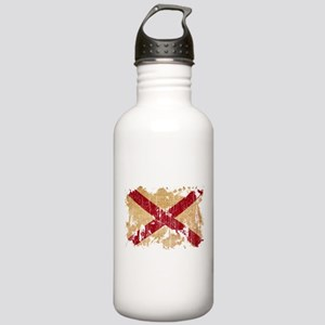 Alabama Flag Stainless Water Bottle 1.0L