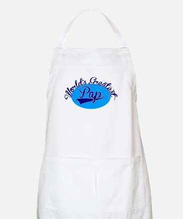 Worlds Greatest Pap Apron