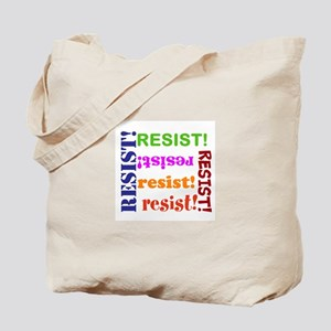 Resist! Join the resistance Tote Bag