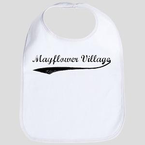 Mayflower Village - Vintage Bib
