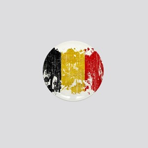 Belgium Flag Mini Button