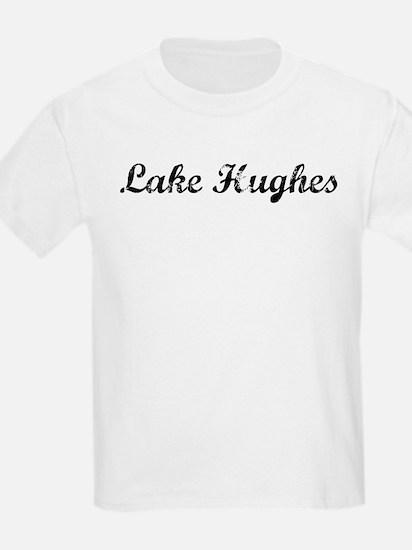 Lake Hughes - Vintage Kids T-Shirt