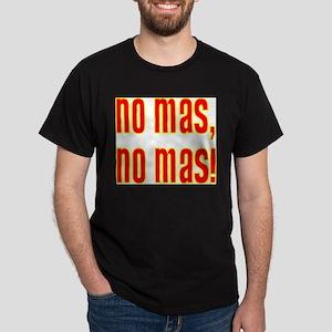 No Mas, No Mas! Ash Grey T-Shirt