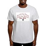 Punish By Deed Ash Grey T-Shirt