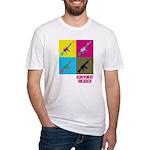 Achievement unlocked! Fitted T-Shirt