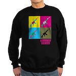 Achievement unlocked! Sweatshirt (dark)