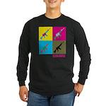 Ukara Sorted Long Sleeve Dark T-Shirt