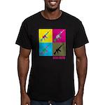 Ukara Sorted Men's Fitted T-Shirt (dark)