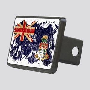 Cayman Islands Flag Rectangular Hitch Cover