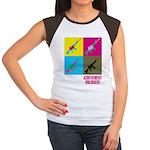 Achievement unlocked! Women's Cap Sleeve T-Shirt