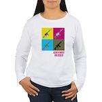 Achievement unlocked! Women's Long Sleeve T-Shirt