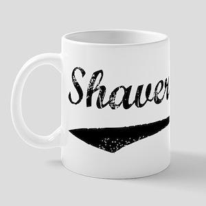 Shaver Lake - Vintage Mug