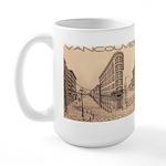 Vancouver Gastown Souveni 15 oz Ceramic Large Mug