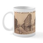 Vancouver Gastown Souvenir 11 oz Ceramic Mug