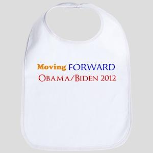 moving forward obama biden 2012 Bib