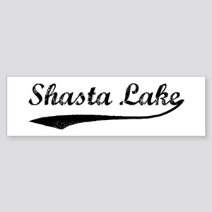 Shasta Lake - Vintage Bumper Sticker