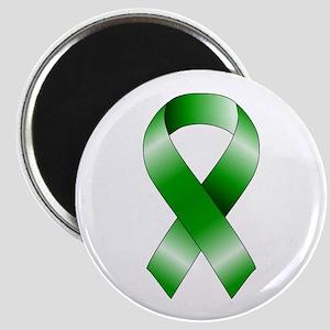 Green Ribbon Magnet
