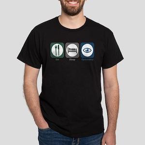 w0346_Optometrist T-Shirt