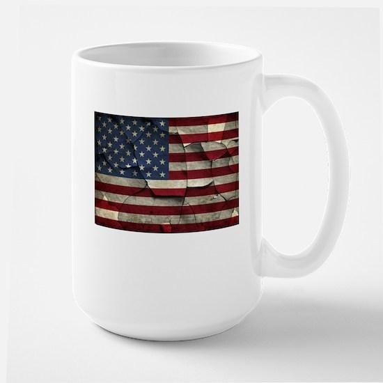 Divided States of America Large Mug