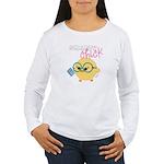 smartychickw Women's Long Sleeve T-Shirt