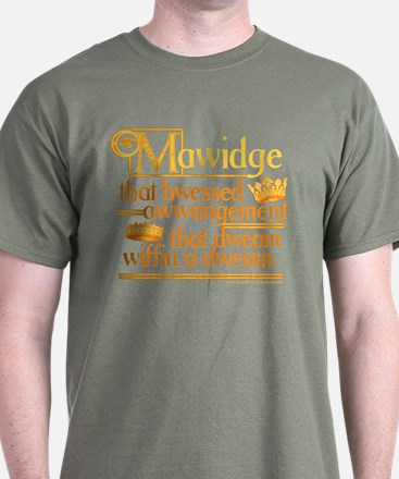 Princess Bride Mawidge Speech T-Shirt