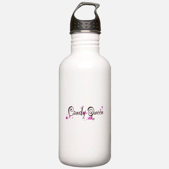 Candy Queen.png Water Bottle