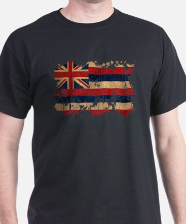 Hawaii Flag T-Shirt