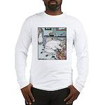 Sheep Plumber butt crack Long Sleeve T-Shirt
