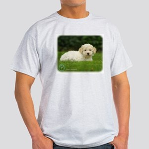 Lagotto Romagnollo 8T19D-24 Light T-Shirt