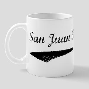 San Juan Bautista - Vintage Mug