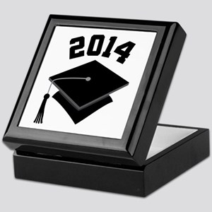 Class of 2014 Grad Hat Keepsake Box