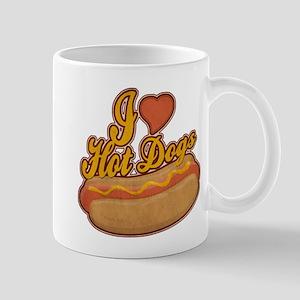 ILoveHotdogs Mug