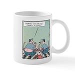 Plumbers butt crack Mug