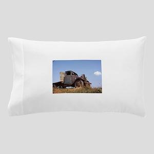 The Hamptons: Old Potatoe Farm Truck Pillow Case