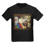 Kids Black Broadsides & Retrospectives T-Shirt