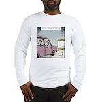 Crash-text Dummies Long Sleeve T-Shirt