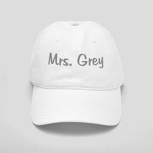 Mrs. Grey Cap