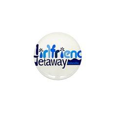Girlfriend Getaway Asheville Mini Button (10 p