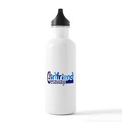 Girlfriend Getaway Asheville Water Bottle