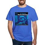 Dark Blue Planete Folle T-Shirt