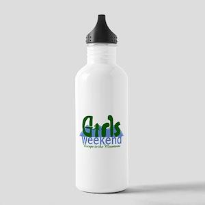 Mountain Girls Weekend Stainless Water Bottle 1.0L
