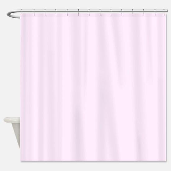 Pale Pink Shower Curtain. Pale Pink Shower Curtain Light Curtains  CafePress
