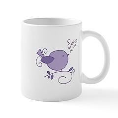 sweet tweet me bird Mug